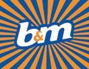 Client Logo: B&M