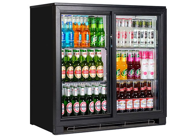Back Bar Chillers Short Term Hire Only Display Fridges