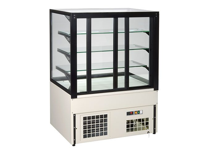 Product: Georgia Cube Cake Display Chiller