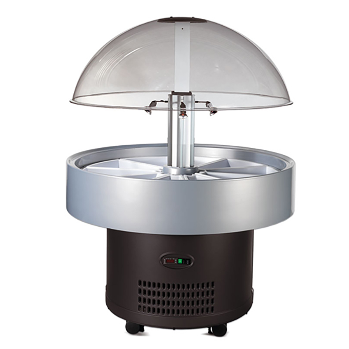 Our Dome Island Display Chiller is a stunning solution if you're looking for the wow factor – either in a retail or an event setting.
