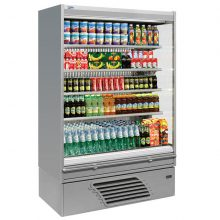 The Opera Green Multi Deck Chiller is well worth your consideration for the retail of chilled products in high volumes