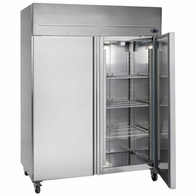 Storage Freezers: Tefcold RF1420 Upright Catering Freezer