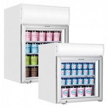 Product: Countertop Glass Freezer