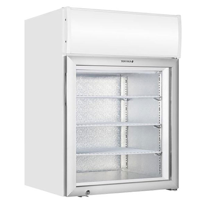 Product: CTF-100 Countertop Glass Freezer