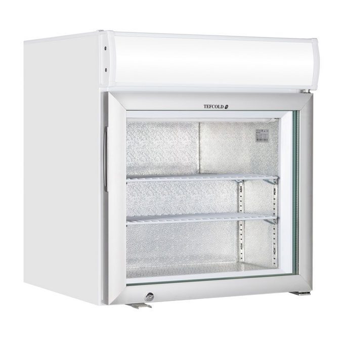 Product: CT50 Countertop Glass Freezer