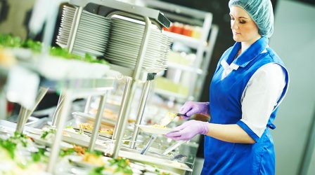 The continued squeeze on public sector budgets could threaten catering equipment upgrades
