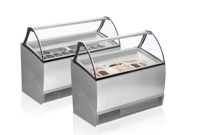 ISA Bermuda Ice Cream Scoop Freezer