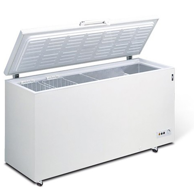 Storage Fridges: Tefcold CF700 Solid Top Chest Freezer