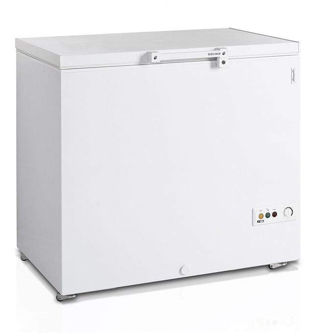 Storage Fridges: Tefcold FR305 Solid Top Chest Freezer