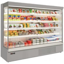 Product: Galaxy G20 Open Front Grey Chiller Stocked