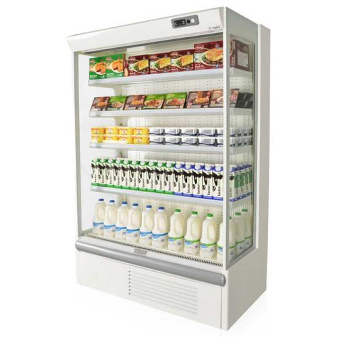 galaxy multi deck chiller white