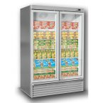 With one, two and three-door models available, our Valzer Glass Door Freezer range provides the ideal retail freezer rental solution
