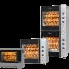 Fri Jado manual rotisserie ovens