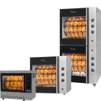 Fri Jado manual rotisserie ovens