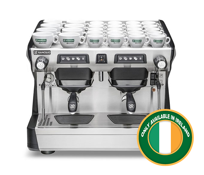 Rancilio Classe 5 Usb 2gr Compact Available In Ireland