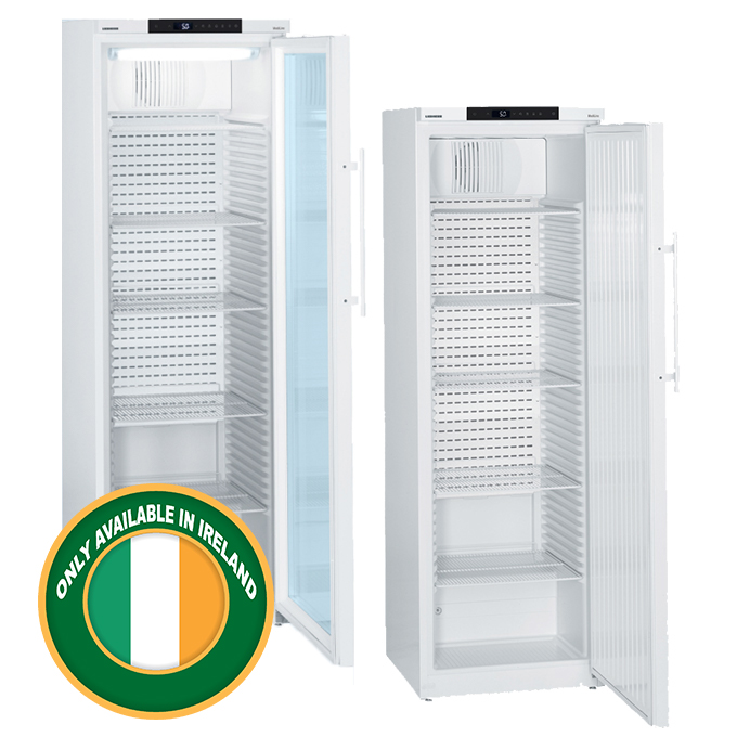 Pharmacy Upright Chiller Available In Ireland Only