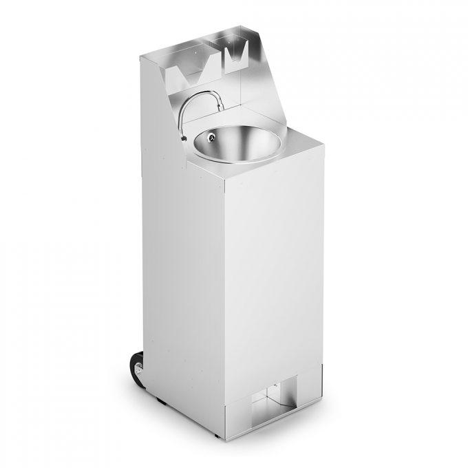 lincat-IMC Mobile Hand Wash Station side profile