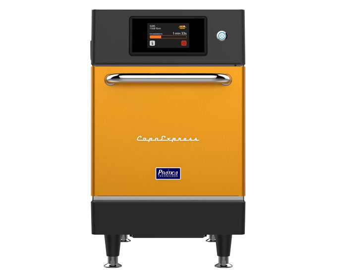 Practica Copa Express Hi-Speed Oven