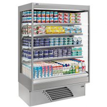 ouverture green display fridge