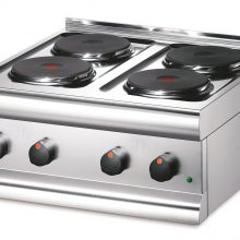 Image: HT6 Electric 4 Ring Hob