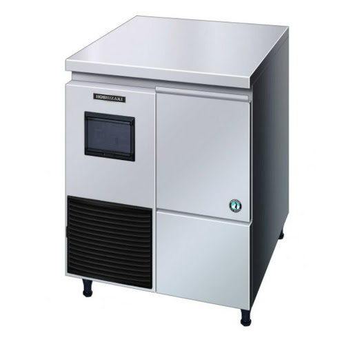 Product: Hoshizaki under-counter ice flake machine FM80KE HC