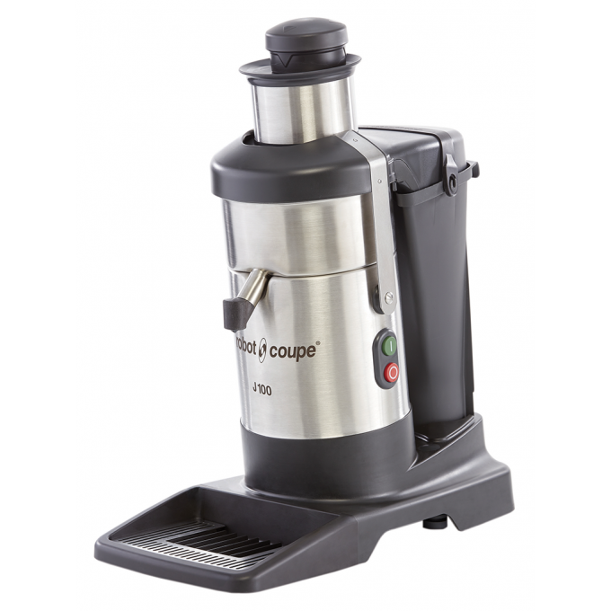 Robot Coupe J100 with drip tray