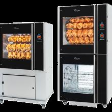 Product-Fri Jado TDR s auto clean rotisserie ovens